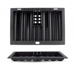 Poker Table Dealer Chip Trays