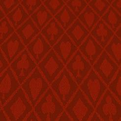 120 x 60 piece of Ruby Suited Speed Cloth