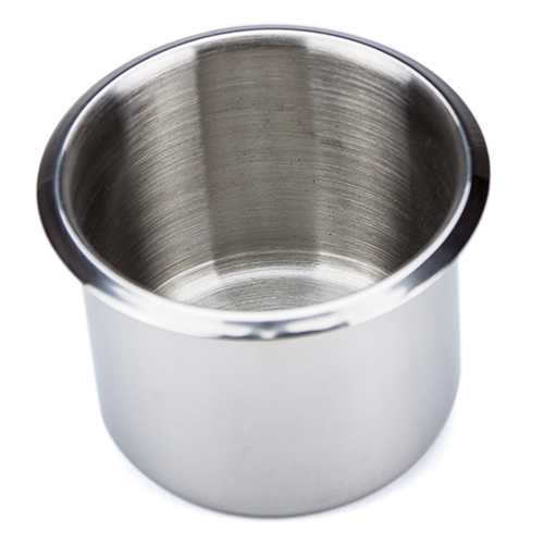Small Stainless Steel Cup Holders Gcup 001 Poker Table
