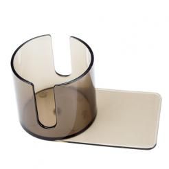 plastic slideunder poker table cup holders with cut out