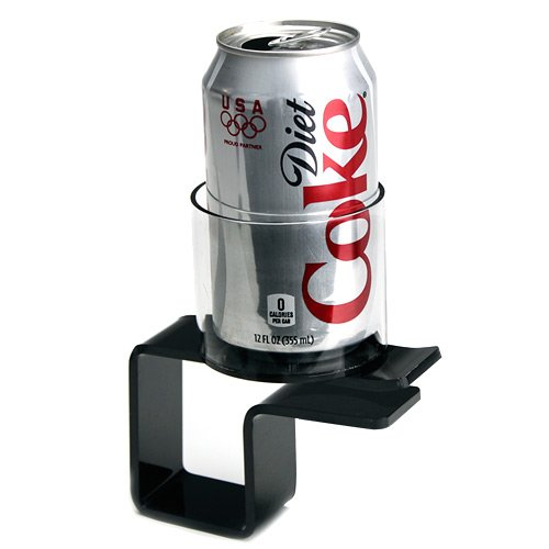 Clip On Plastic Cup Holder