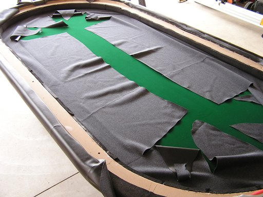 Poker Table Plans