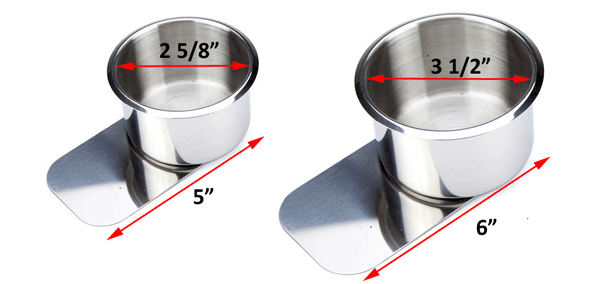 the slide under stainless steel cup holders are designed to fit under the armrest rail of your poker table